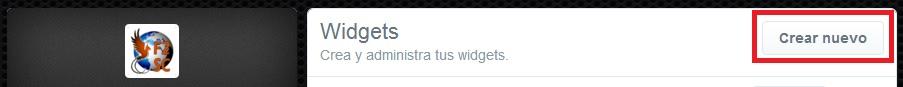 widget Twitter 2