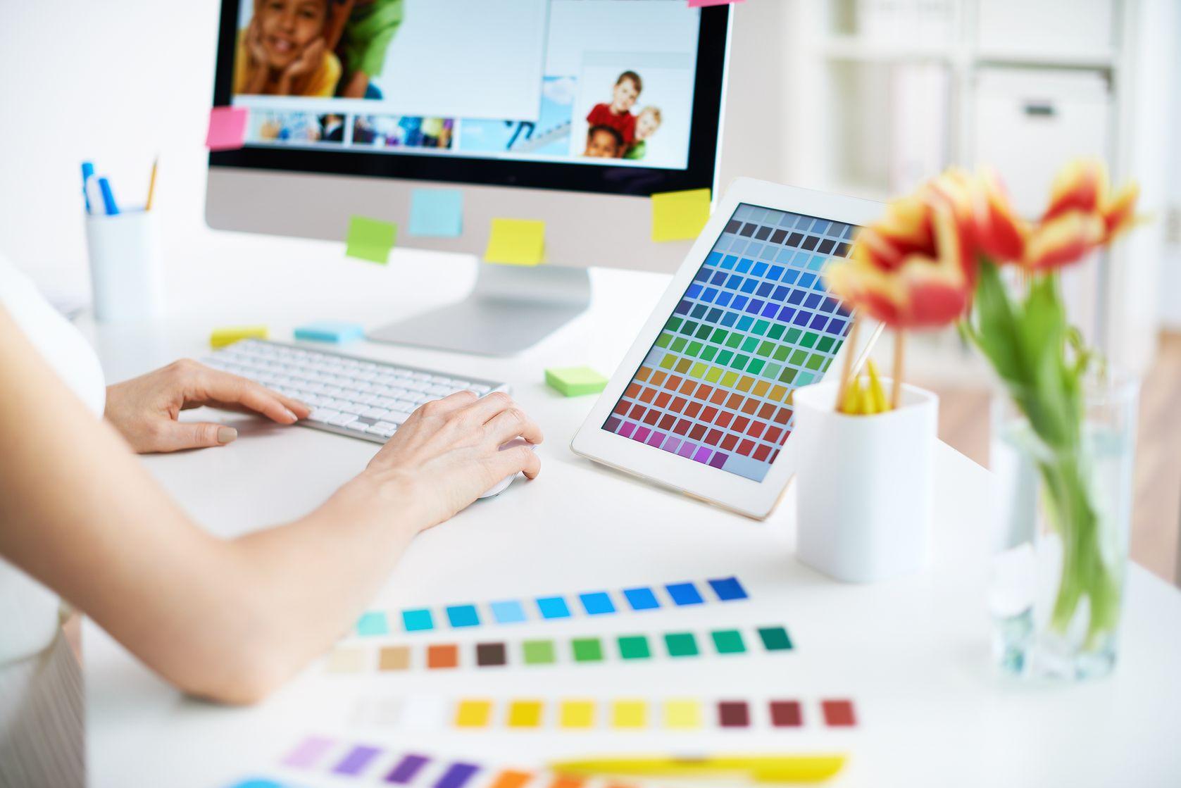 Creamos la imagen corporativa de tu negocio logo tarjetas folletos diseño moderno