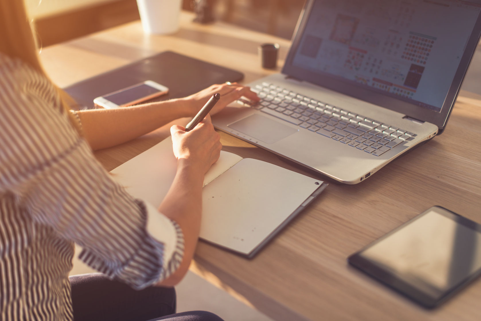 organizar los artículos para tu blog